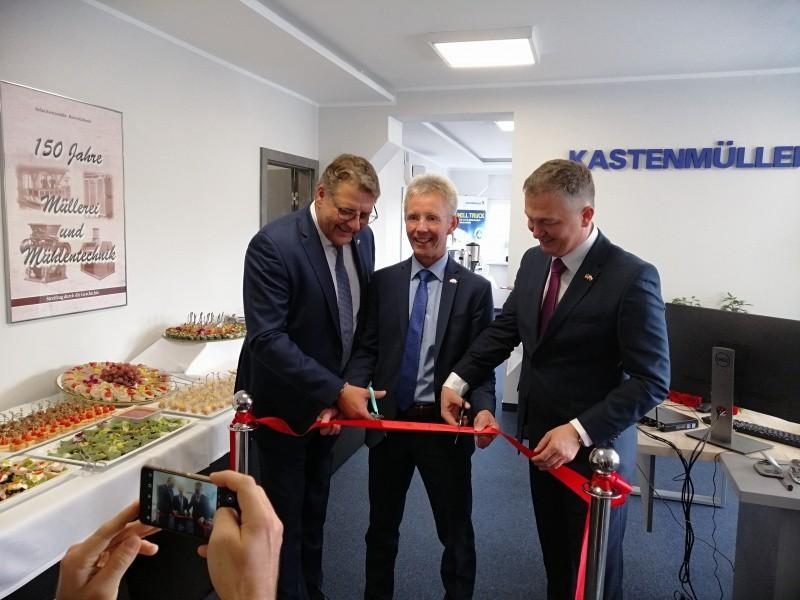 Firma Kastenmüller otworzyła swoją filię w Toruniu