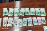 Płacili podrobionymi pieniędzmi. Znaleziono przy nich kilka tysięcy euro i dolary