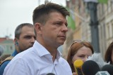 Petru we Wrocławiu: Dobrze, że prezydent postawił weto, ale to zasługa Polaków