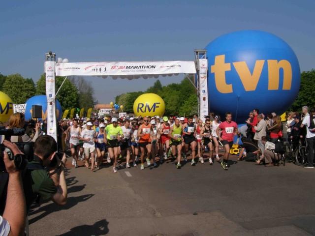 Start Silesia Marathonu
