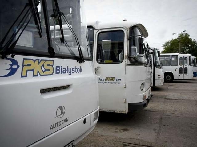PKS Białystok nie przyjechał. A pasażerowie czekali