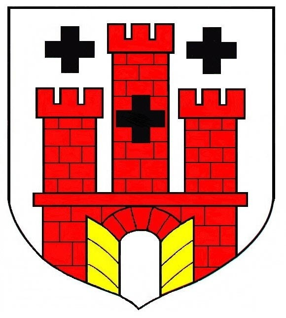 Herb Kluczborka.