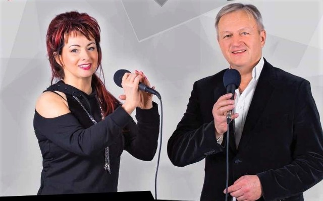 Teresa Chodyna i Edmund Otremba wystąpią z koncertem 15 grudnia w piramidzie solankowej w Grudziądzu