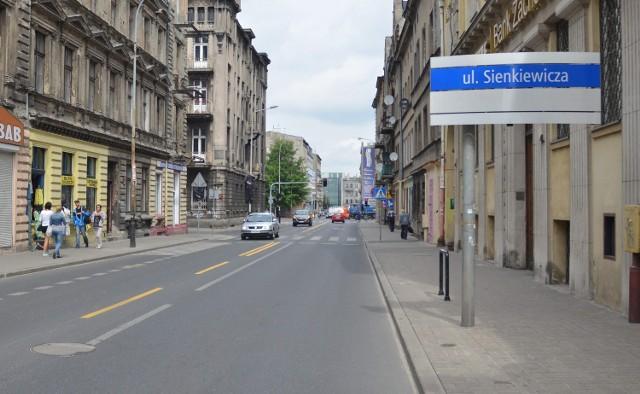 Natężenie ruchu na ul. Sienkiewicza będzie większe od października