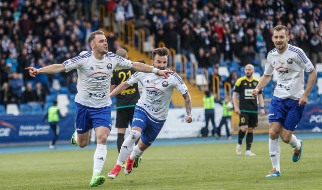 Szymon Sobczak był jednym z najlepszych zawodników w Stali Mielec w sezonie 2016/17