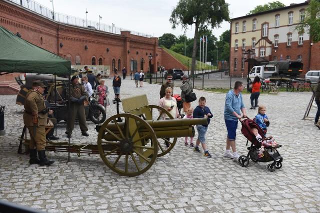 Weekendowy piknik będzie drugim w historii Muzeum Twierdzy Toruń. Podobna impreza na terenie najmłodszego oddziału Muzeum Okręgowego odbyła się w czerwcu