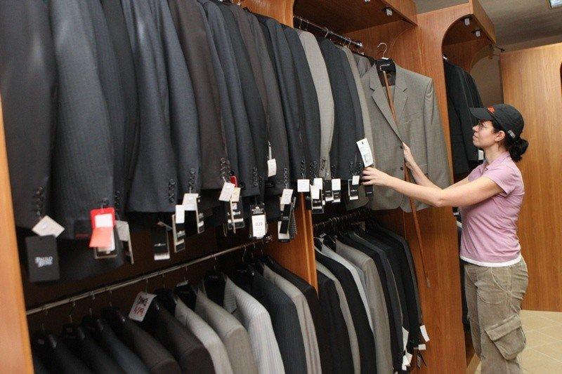 9c19d8f69dd74 Do Passo przeniesiono sklep Adam z elegancką odzieżą męską. Już niebawem  zostanie otwarty też salon
