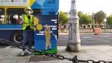 Zielonogórzanka maluje... Dublin. To samo chciałaby zrobić w swoim rodzinnym mieście