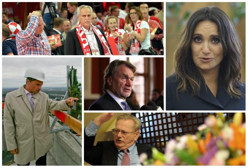 """Tygodnik """"Wprost"""" ogłosił właśnie listę 30 najbogatszych..."""