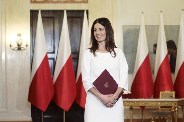 Dmowska-Andrzejuk ma plan, jak odmrozić polski sport