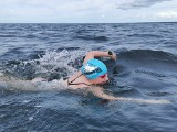Zobacz na co stać 15-letnią ekstremalną pływaczkę z Rumi