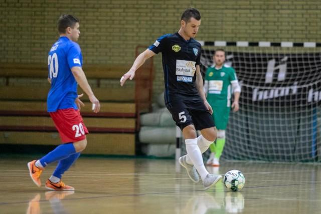 MOKS Słoneczny Stok Białystok zajął 10. miejsce w ekstraklasie futsalu