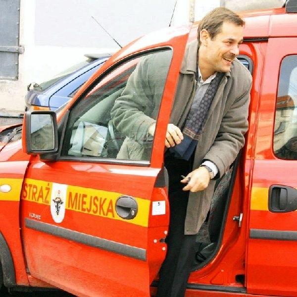 Burmistrz Arseniusz Finster