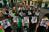 Śmierć Igora. Uczestnicy marszu poszli pod komisariat na Trzemeskiej