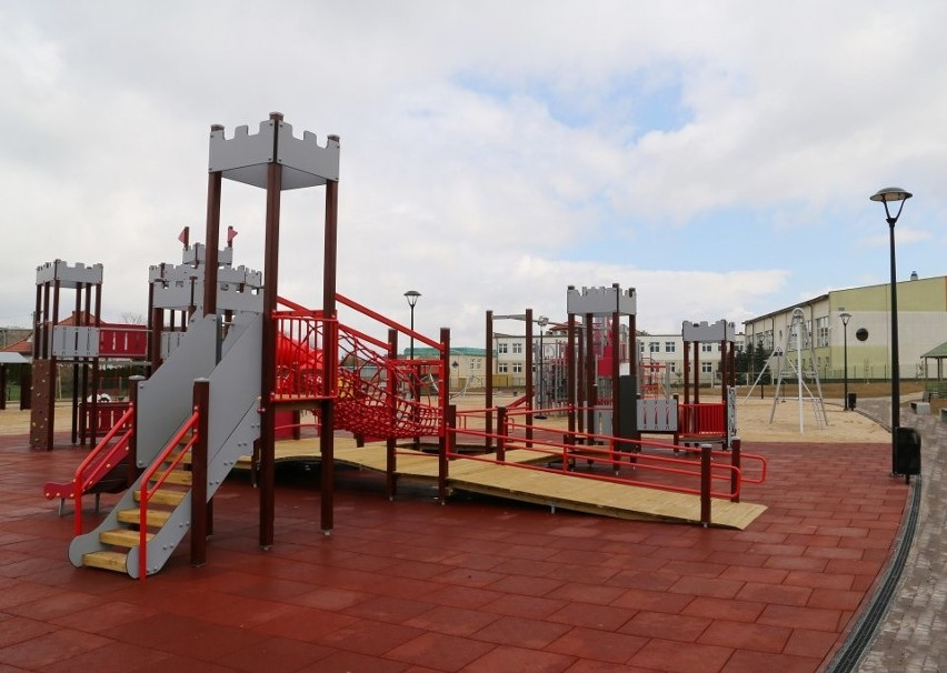 Plac otwarty zostanie tuż przed majówką 2021 r.