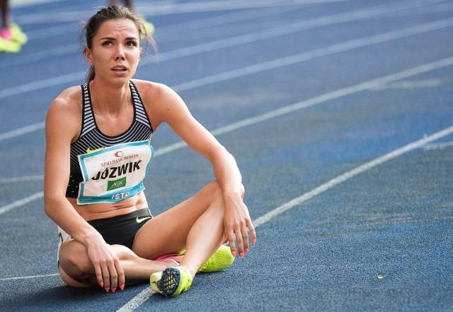 Joanna Jóźwik zakończyła już tegoroczny sezon startowy