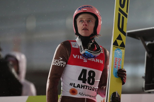 Najlepszy z Polaków był Dawid Kubacki – szóste miejsce