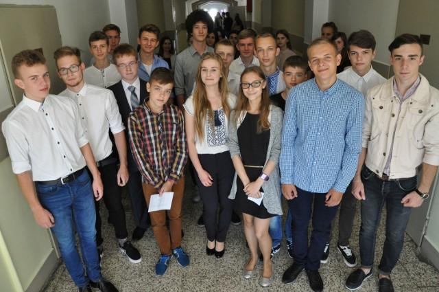 Młodzi Ukraińcy kształcą się już w kluczborskich szkołach.