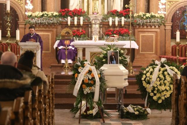 Pogrzeb Patrycji, 22 stycznia 2021