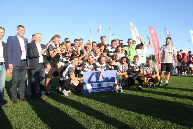 Trofeum regionalnego Pucharu Polski bronić będzie Jaguar Gdańsk