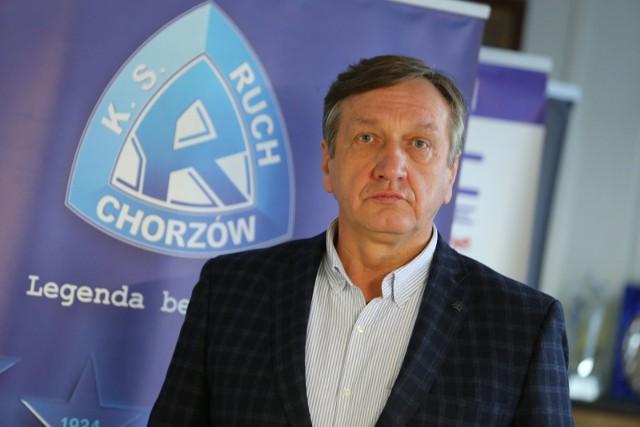 Aleksander Kurczyk od końca lutego  nie jest już prezesem Ruchu Chorzów