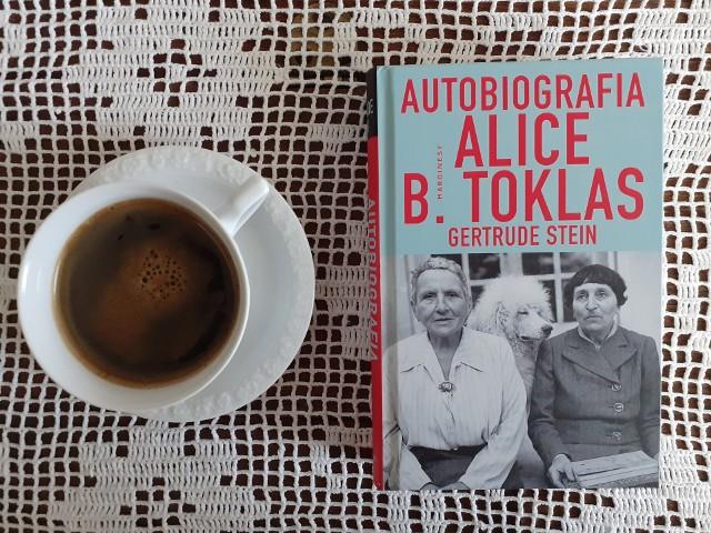 """Gertrude Stein, """"Autobiografia Alice B. Toklas"""", Wydawnictwo Marginesy, Warszawa 2021, stron 381, przekład: Mira Michałowska"""