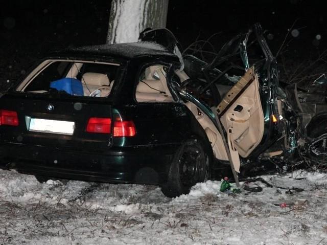 W okolicy miejscowości Brójce doszło do śmiertelnego wypadku