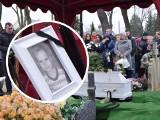 Wzruszające, ostatnie pożegnanie małego Tomusia z Grudziądza [zdjęcia]