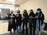 W I Społecznym LO przy Fabrycznej 10 życie kulturalne kwitnie mimo pandemii (zdjęcia)