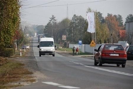 Rozpoczyna się remont drogi Zgierz - Aleksandrów
