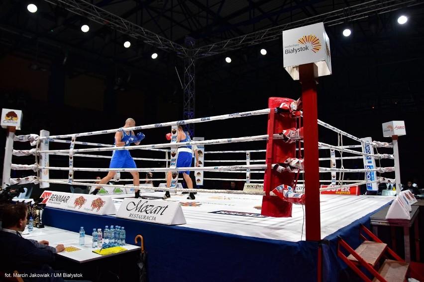 Gala Chorten Boxing Show 4 w Białymstoku