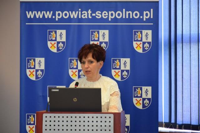 Maria Kiełbasińska, prezes spółki Novum-Med