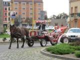 Świnoujście: Wojna dorożkarzy i taksówkarzy trwa