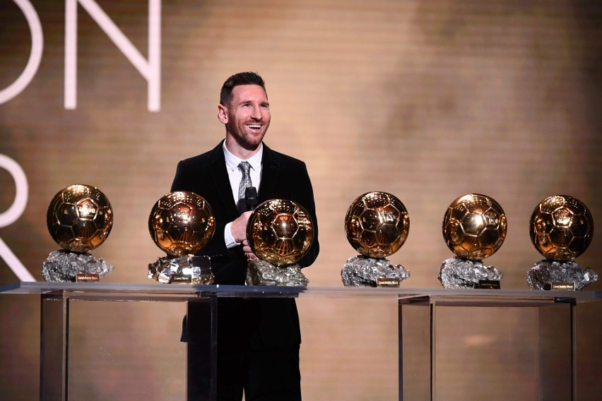 Lionel Messi zwycięzcą. Robert Lewandowski na ósmym miejscu