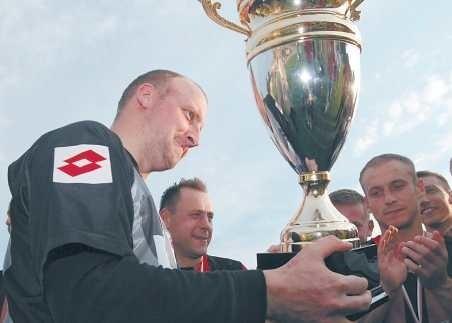 Drutex-Bytovia Bytów w minionym roku zdobył wojewódzki Puchar Polski.