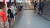 Egzaminy na stopnie uczniowskie w Gimnazjon Apin Wyszków