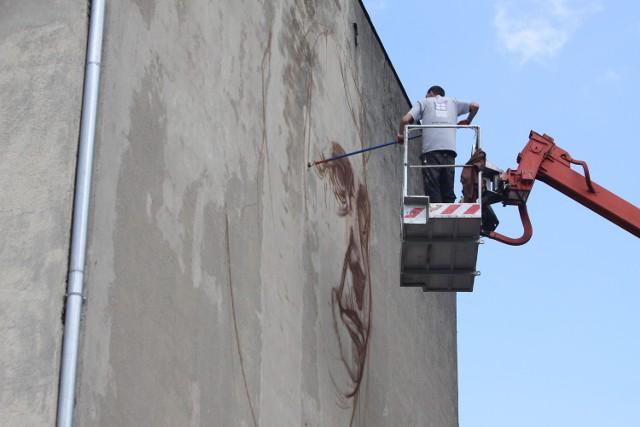 Do końca roku ma być w Łodzi już 30 wielkoformatowych murali