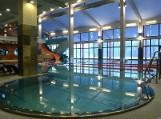 Można pływać i... leczyć się. Niezwykły kompleks basenów już czynny w Solcu Zdroju (zdjęcia)
