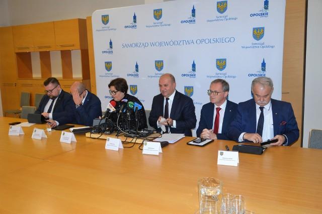 O założeniach nowego budżetu przedstawiciele zarządu województwa i sejmiku opowiedzieli podczas konferencji prasowej.