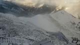 Tatry. Lawinowa dwójka. W górach wiało z prędkością niemal 200 km/h