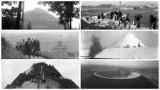 Krakowskie kopce na archiwalnych zdjęciach. Tak kiedyś wyglądały, tak je budowano [ZDJĘCIA]