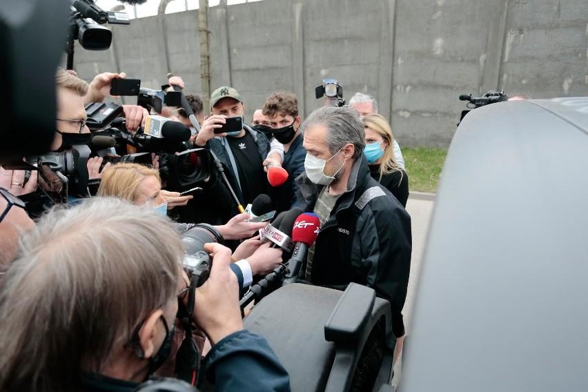 Ziobro o zwolnieniu Nowaka z aresztu: Rodzi się pytanie o...