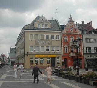 W centrum Zielonej Góry jest coraz więcej wolnej przestrzeni handlowej (fot. archiwum)