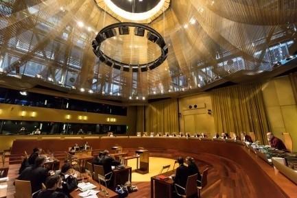 Trybunał Sprawiedliwości Unii Europejskiej, Luksemburg