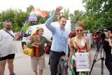 Bartosz Kramek jest na wolności. - To porażka prokuratury - utrzymuje aktywista