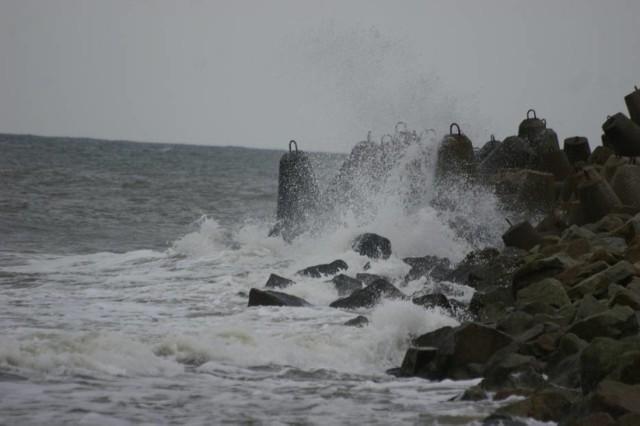 Morze Bałtyckie, Władysławowo (zdjęcia ilustracyjne)