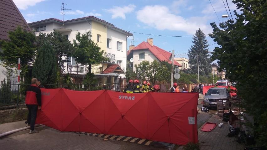 Tragedia na Kasztanowej w Białymstoku. Po wybuchu gazu, w domu znaleziono ciała czterech osób. Prokuratura kończy śledztwo