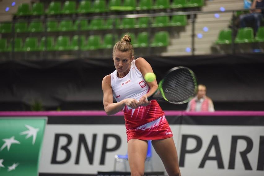 Polskie tenisistki zajęły trzecie miejsce w rozegranym w...