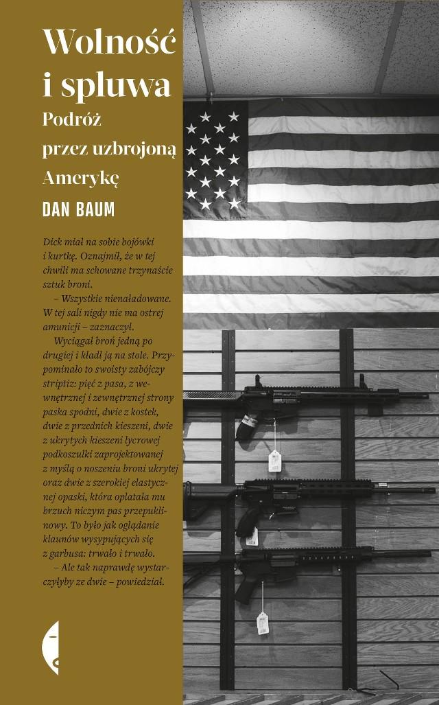 """Dan Baum –  pisarz, felietonista """"New Yorkera"""", reporter """"The Wall Street Journal"""" i """"The Asian Wall Street Journal"""". Autor książek Citizen Coors. An American Dynasty, Smoke and Mirrors. The War on Drugs and the Politics of Failure, Wolność i spluwa. Podróż przez uzbrojoną Amerykę oraz Dziewięć twarzy Nowego Orleanu. Relację z wyjazdów i pracy nad tą ostatnią publikował codziennie w internetowym wydaniu """"New Yorkera"""". Jego wszystkie książki powstały we współpracy z żoną Margaret Knox."""