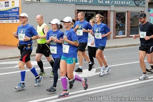 III LOTTO Półmaraton Zielonogórski - biegacze ruszą ulicami Zielonej Góry, by pokonać trochę ponad 21 km.